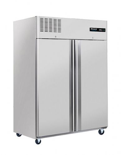 Blizzard BL2SS Double Door Ventilated Gn Ss Freezer 1200L